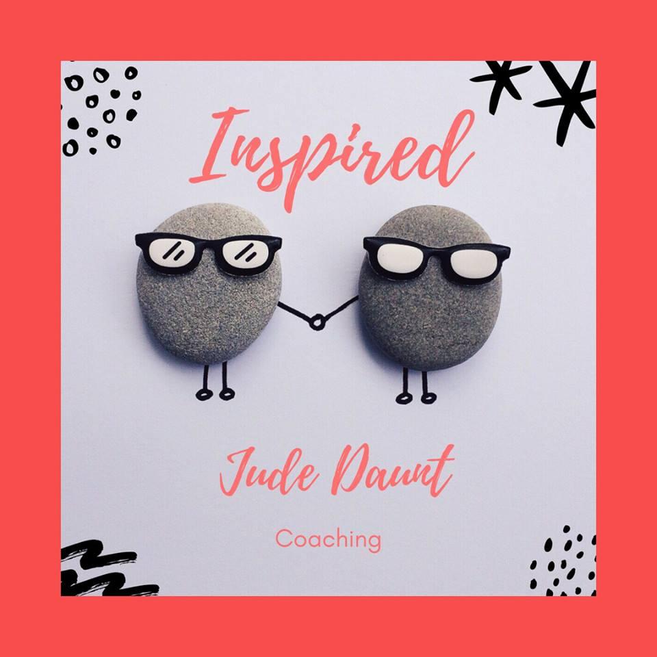Jude Daunt Coaching Inspired