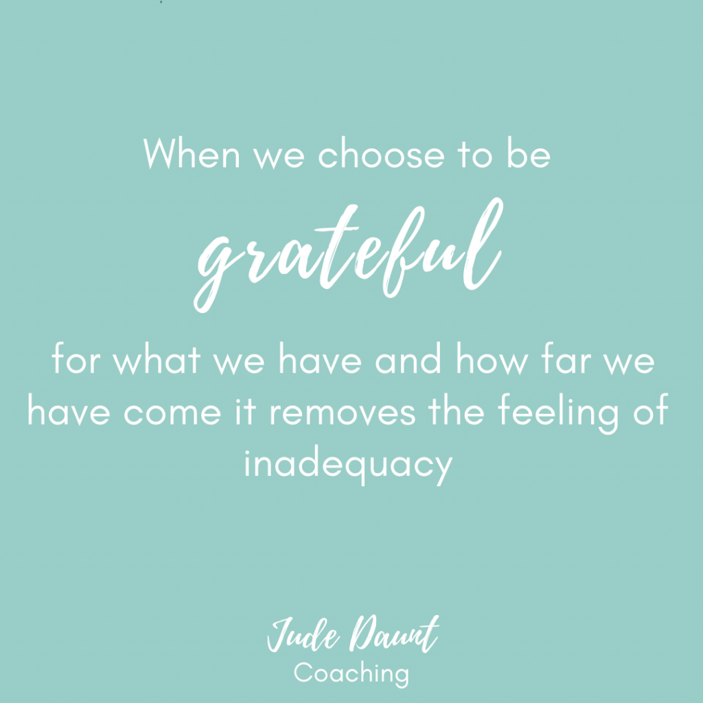 The benefits of practicing gratitude